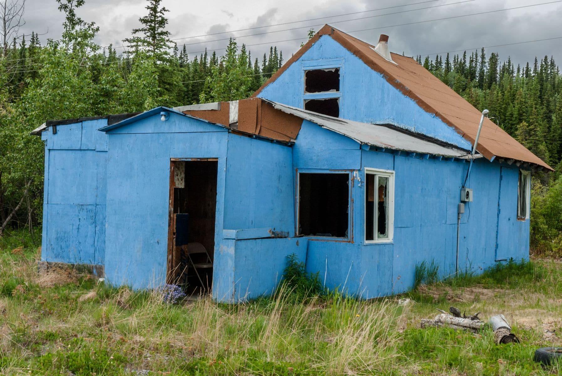 MichelAycaguer-Alaska bleu gris vert-2010-34