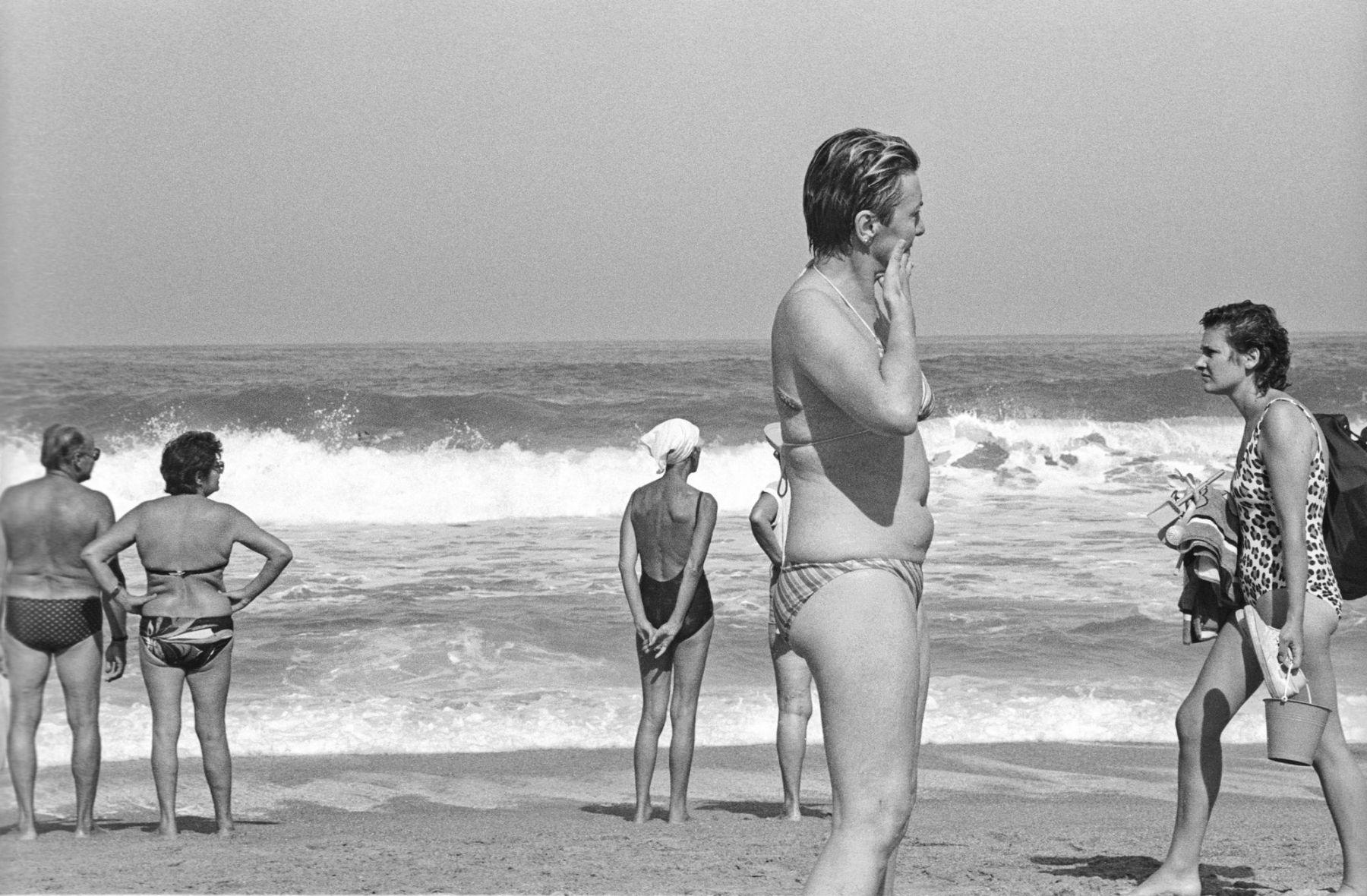 MichelAycaguer-Biarritz-GrandePlage-1988-PointFixe-Leica-12