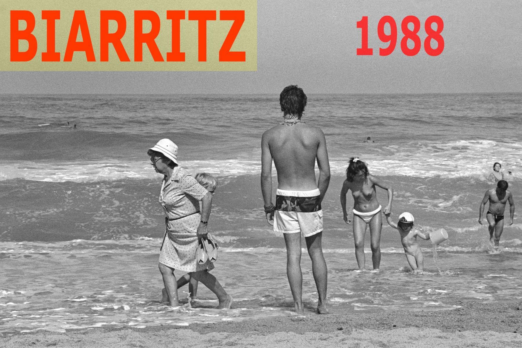 MichelAycaguer-Biarritz-GrandePlage-1988-PointFixe-Leica-23