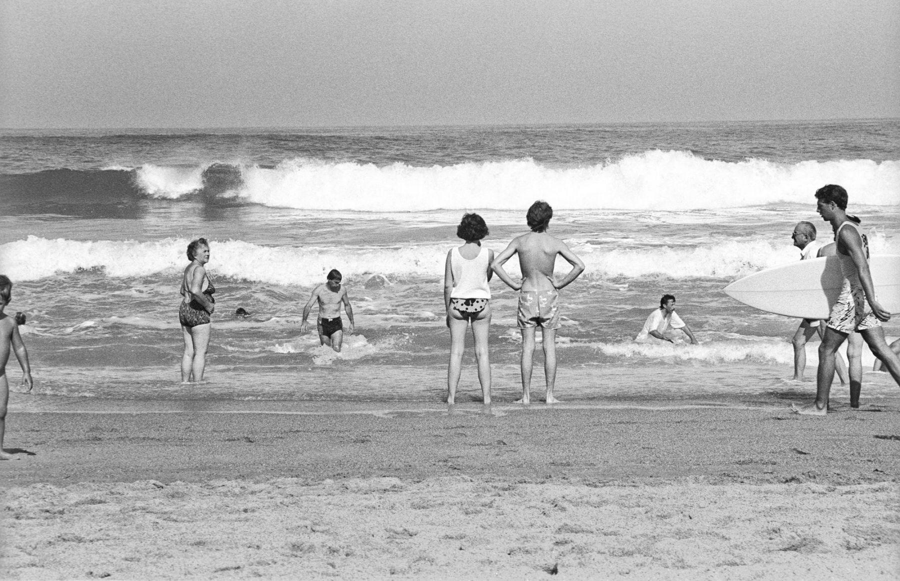 MichelAycaguer-Biarritz-GrandePlage-1988-PointFixe-Leica-3
