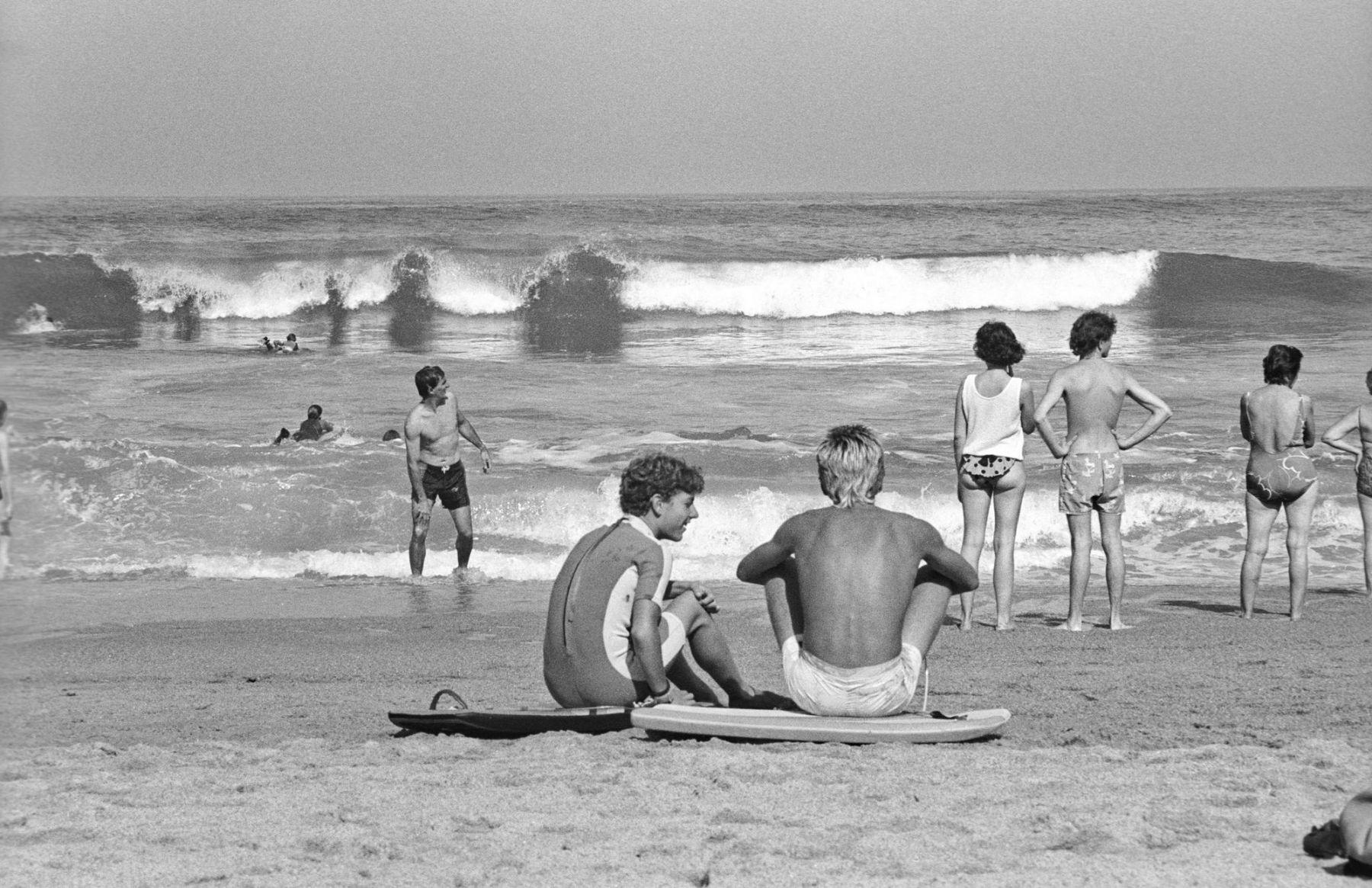 MichelAycaguer-Biarritz-GrandePlage-1988-PointFixe-Leica-6