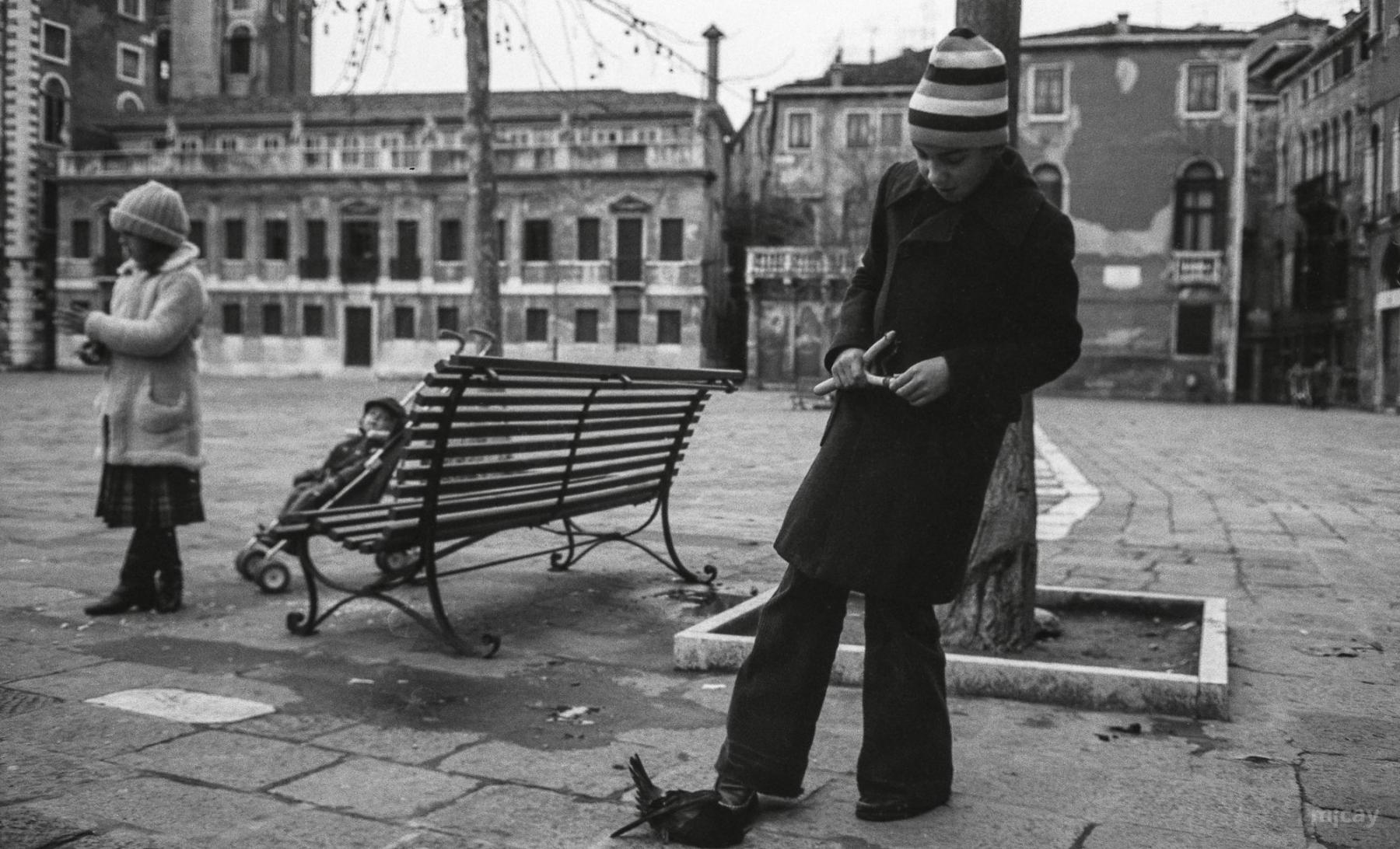 MichelAycaguer-Venise-lesVenitiens-en1980-41