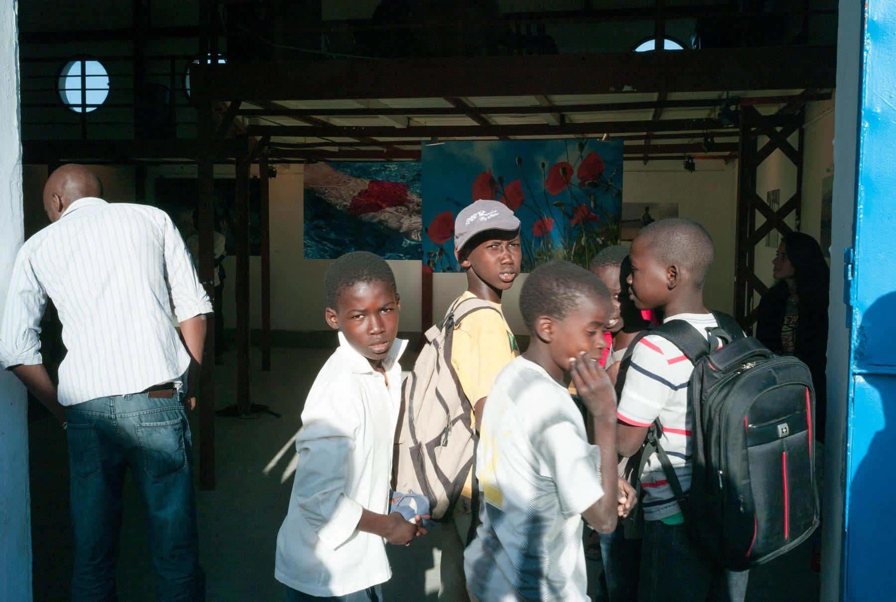 MichelAycaguer-Expo-InstitutCulturelFrancais-SaintLouis-Senegal-10