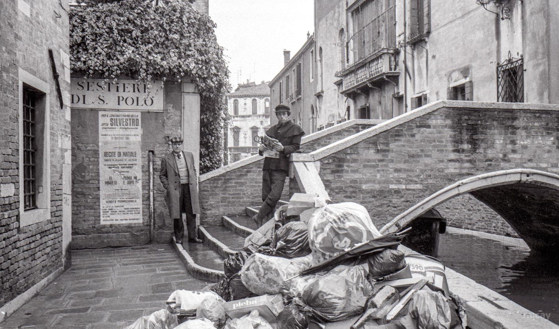 MichelAycaguer-Venise-AquaAlta-Noel-1981-19