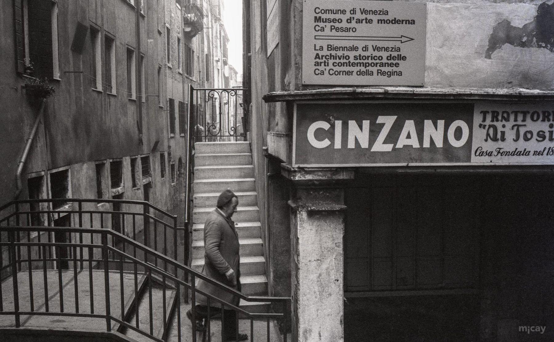 MichelAycaguer-Venise-AquaAlta-Noel-1981-3