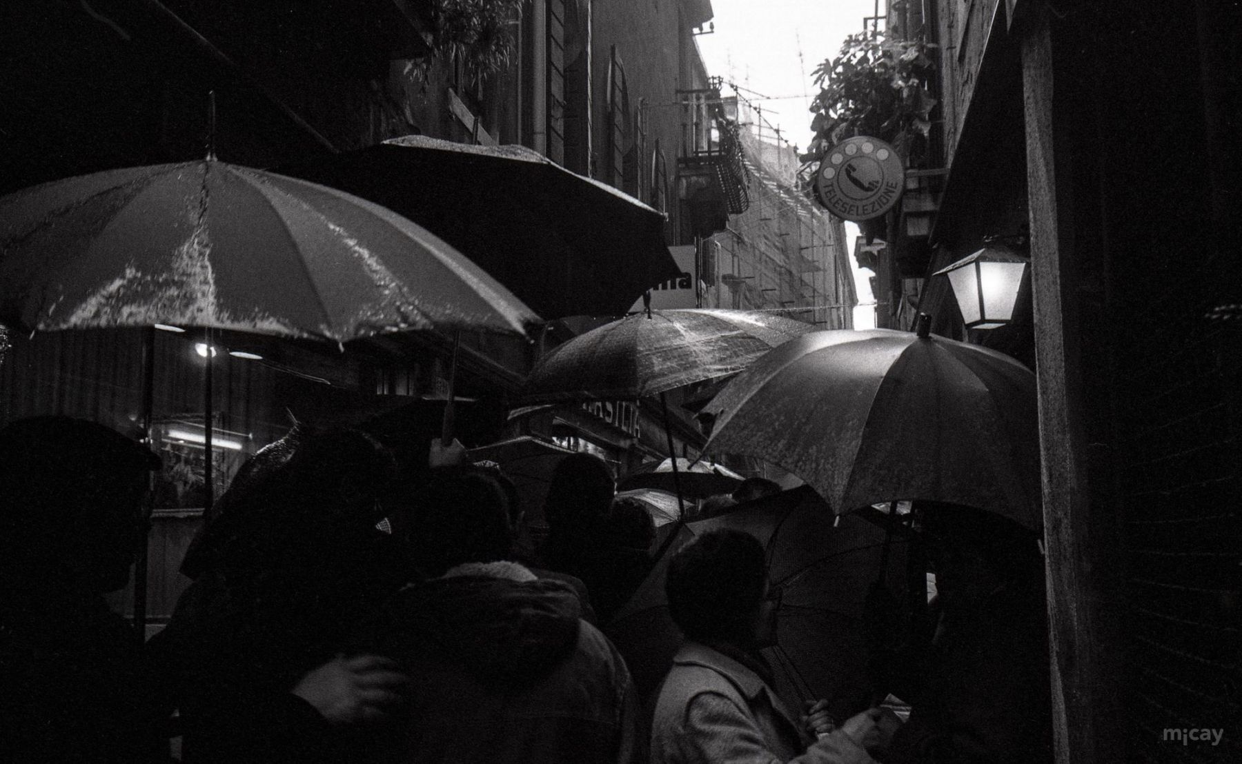 MichelAycaguer-Venise-AquaAlta-Noel-1981-31