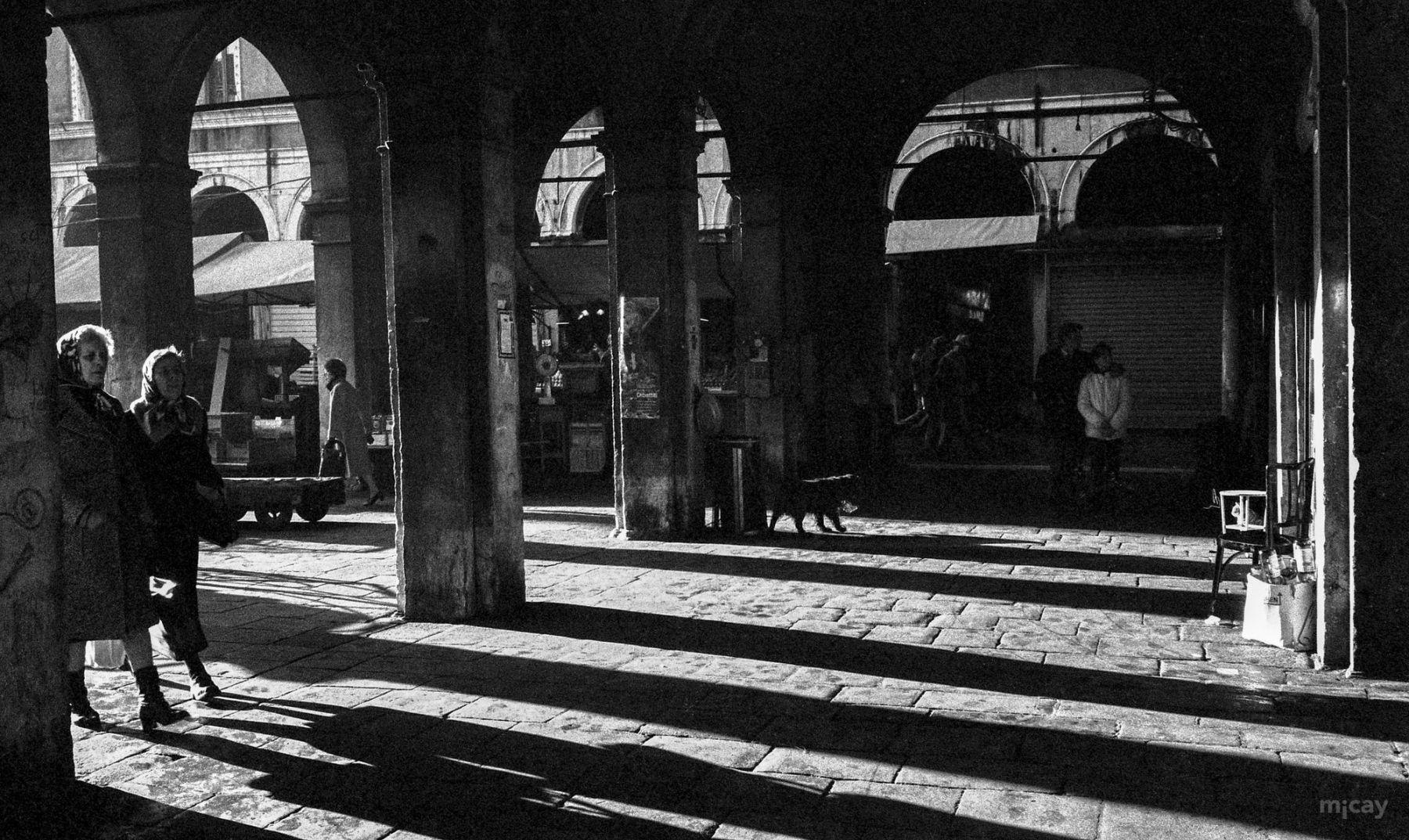 MichelAycaguer-Venise-AquaAlta-Noel-1981-39