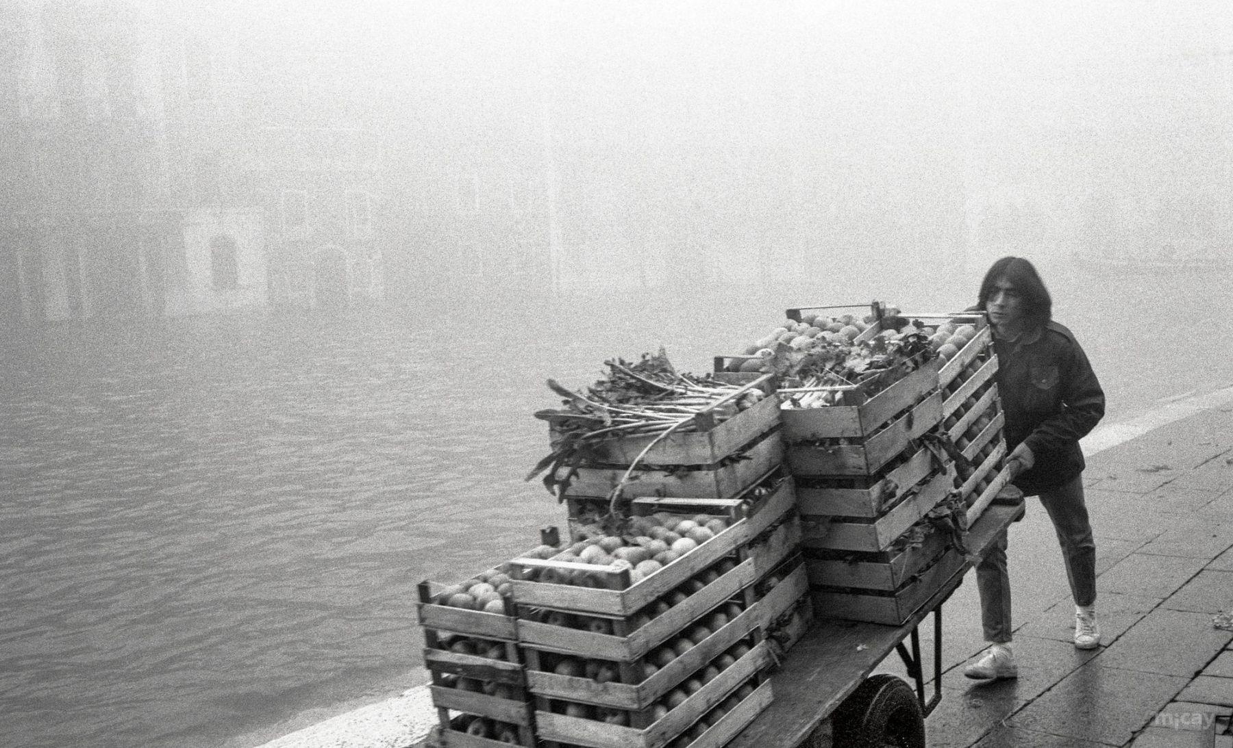 MichelAycaguer-Venise-AquaAlta-Noel-1981-8