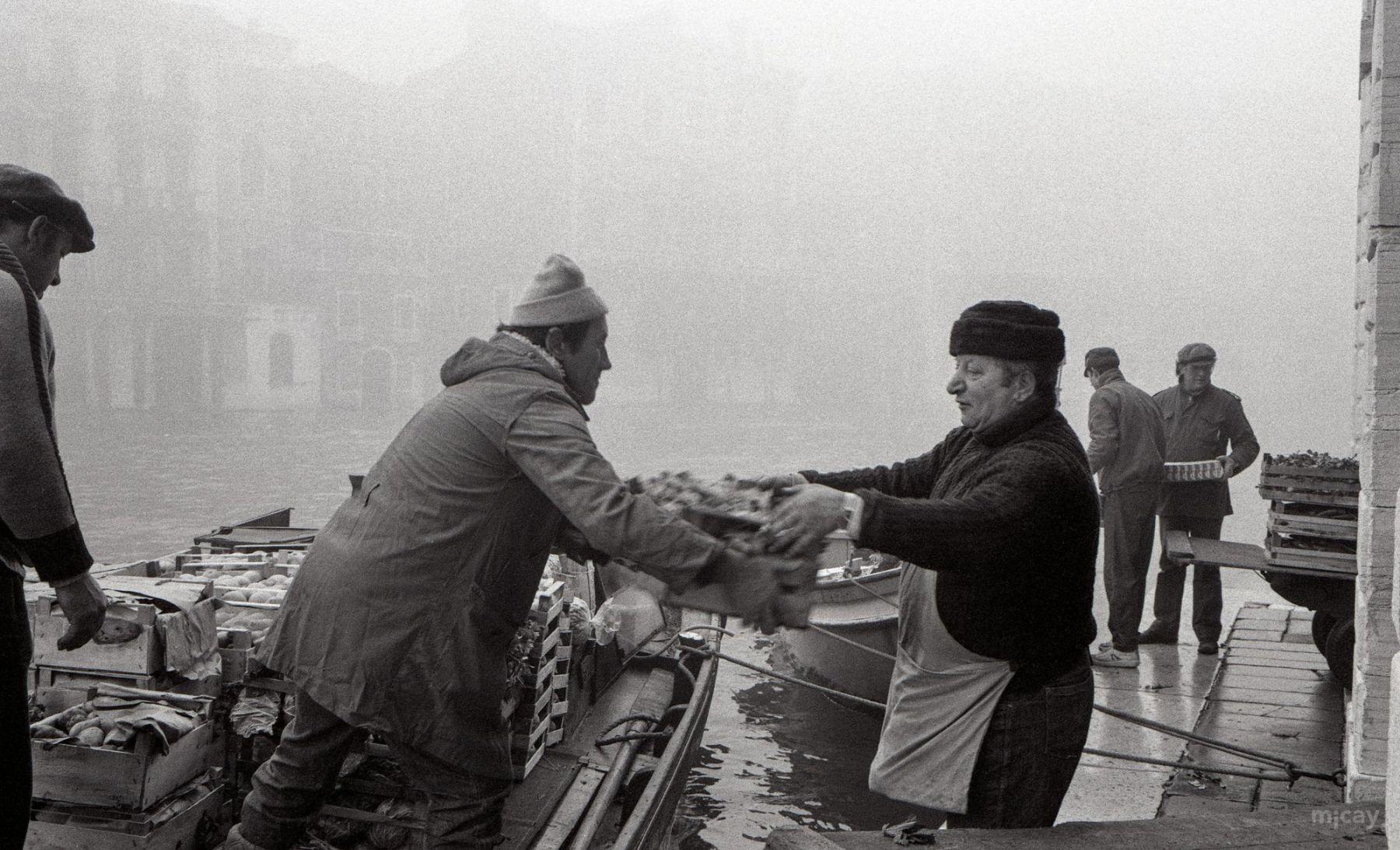 MichelAycaguer-Venise-AquaAlta-Noel-1981-9